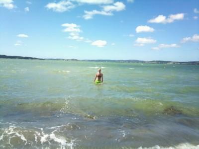 Första Havsbadet
