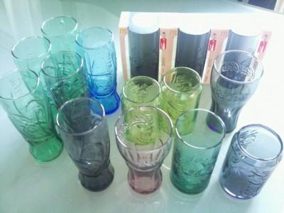 mcDonalds glas